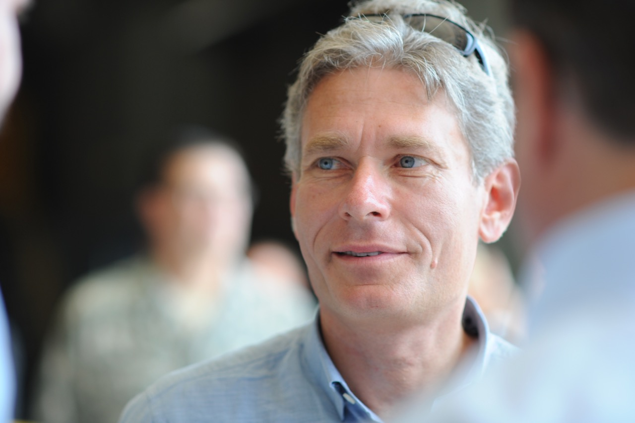 Rep. Tom Malinowski (D-Ringoes). Photo by Kevin Sanders for the New Jersey Globe.